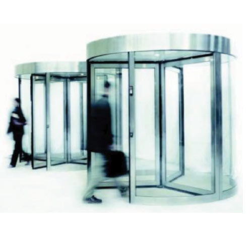 Automatic-and-Security-Revolving-Doors