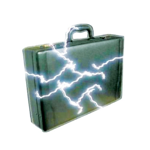 Electric-Shock-Suitcase