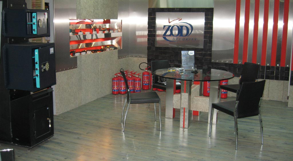 Zod Security Showroom