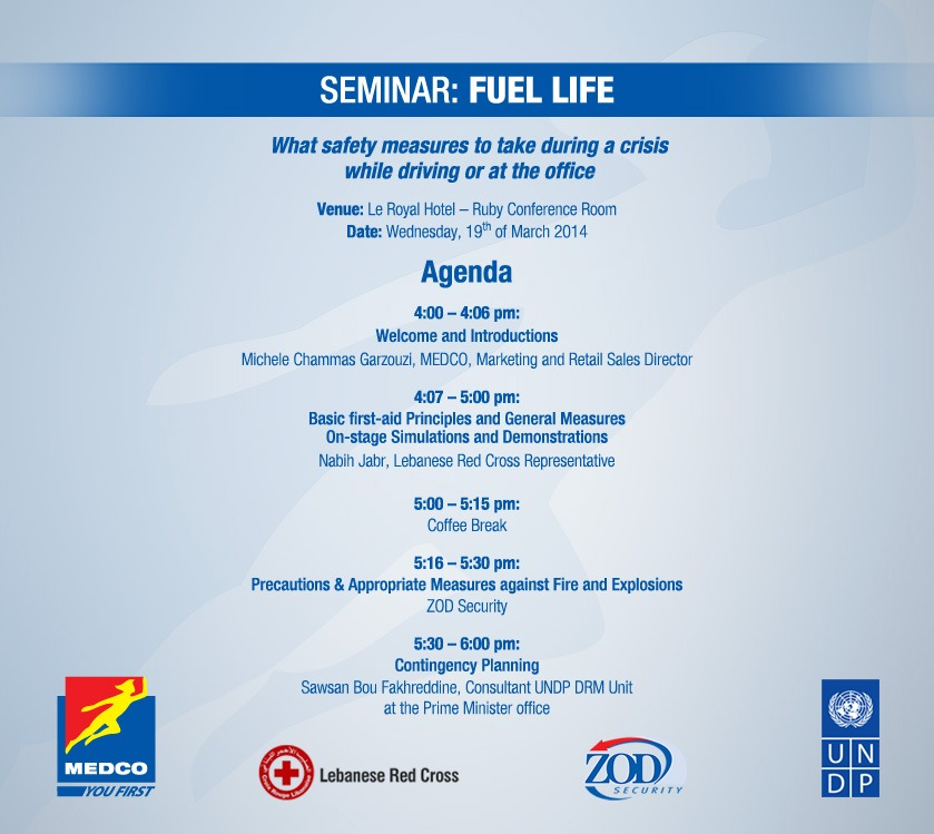 FUEL LIFE SEMINAR by MEDCO